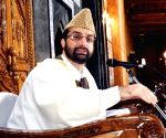 Enough evidence against Mirwaiz, others in terror funding case: NIA