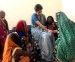 Kin of Sonebhadra carnage victims meet Priyanka, Congress leaders detained