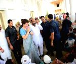 Kin of Sonebhadra carnage victims meet Priyanka in Chunar