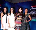 1st Ever Bloggers Meet Of Yamaha Fascino Miss Diva Miss Universe India 2017- Roshmitha Harimurthy, Aradhana Buragohain, Lara Dutta and Urvashi Rautela