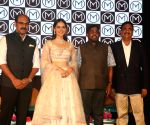 Brand ambassador of Malabar Gold & Diamonds - Manushi Chhillar