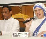 Sr. Prema's press conference