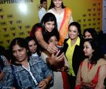 Women must work to preserve self-identity: Amruta Fadnavis (with IMAGES)