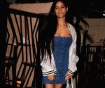 Poonam Pandey seen in Bandra