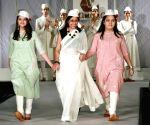 Tamana and FDCI hosted Khadi Fashion Show - Anju Modi