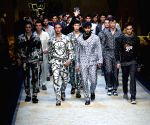 ITALY MILAN D&G FASHION WEEK