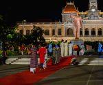 VIETNAM-HO CHI MINH CITY-HO CHI MINH-BIRTH ANNIVERSARY