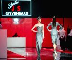 LITHUANIA VILNIUS FASHION SHOW