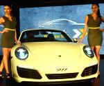 Porsche 911 launch