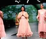 Lotus Make-up India Fashion Week - Nithya Reddy's creations showcased on Day 3