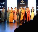 Lakme Fashion Week Summer/Resort 2019 - Tahweave's creations showcased