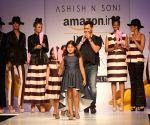 Amazon India Fashion Week - Ashish N Soni