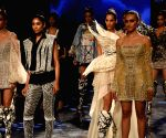Swapnil Shinde's creations showcased at Lakme Fashion Week Day 2