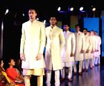4th Wedding Junction Show - Ajay Arvindbhai Khatri's creations showcased