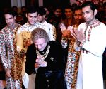 India Couture Week 2016 - Rohit Bal's show