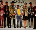 Amalraj Sengupta show at Lakme Fashion Week Summer/Resort 2013