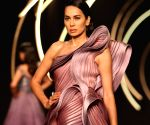 India Couture Week - Diana Penty walks the ramp for designer Gaurav Gupta