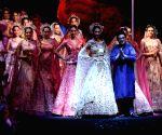 India Couture Week - designer Suneet Verma show