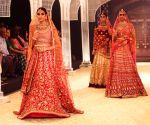 Aditi Rao Hydari at India Couture Week