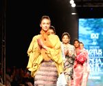 Nidhi Yasha's creations showcased on Day 1 of Lotus Make-up India Fashion Week