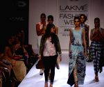 Lakme Fashion Week Winter/ Festive 2014 - Sania Maskatiya