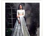 Designers Shane and Falguni Peacock with couture collection Amour De Junagarh