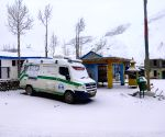 Free Photo: Moderate to heavy overnight snowfall across Himachal Pradesh on Thursday.