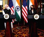 Modi meets Harris ahead of first-ever leader level Quad summit
