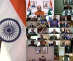 Modi stresses on lesser govt intervention in business