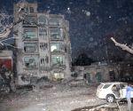 SOMALI MOGADISHU AMBASSADOR HOTEL ATTACK