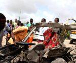 SOMALIA MOGADISHU ATTACK