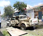 SOMALIA MOGADISHU BLAST