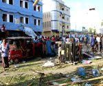 SOMALIA-MOGADISHU-CAR BOMB EXPLOSION