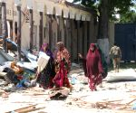 SOMALIA MOGADISHU CAR BOMBING