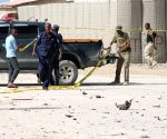 SOMALIA MOGADISHU EXPLOSION