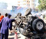 SOMALIA MOGADISHU RESTAURANT BLAST
