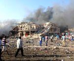 SOMALIA MOGADISHU BOMB EXPLOSION
