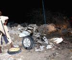 SOMALIA-MOGADISHU-SUISIDE CAR BOMB