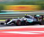 HUNGARY MOGYOROD FORMULA ONE GRAND PRIX PRACTICE SESSION