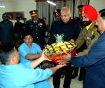 37th Raising Day of BSF  - Haryana Governor meets inmates of Paraplegic Rehabilitation Centre