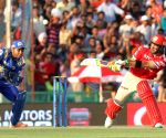 IPL-2015 - Mumbai Indians vs Kings XI Punjab