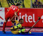 HIL - Punjab Warriors vs Ranchi Rays
