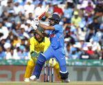 Mohali (Punjab): India Vs Australia - 4th ODI