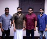 Mohanlal joins the unit of 'Drishyam 2'