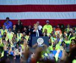 U.S. PENNSYLVANIA TRUMP ENERGY PROJECT