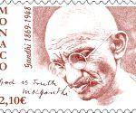 Monaco to launch Gandhi stamp