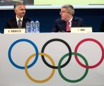 Thomas Bach tt 127th IOC session
