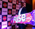 Prashant Peres launches Cadbury Fuse chocolate