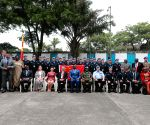 LIBERIA MONROVIA PEACEKEEPING SENT FORTH EVENT