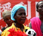 LIBERIA MONROVIA EBOLA LAST CONFIRMED PATIENT